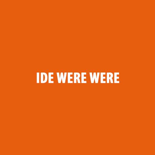 Ide Were